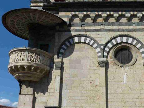 La muy discreta meridiana del Duomo di Prato