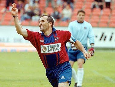 Paco Salillas Levante goleadores míticos de los 90