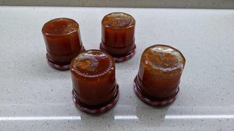 Mermelada de Tomate con Thermomix ®