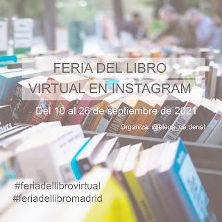 Feria del libro virtual 2021