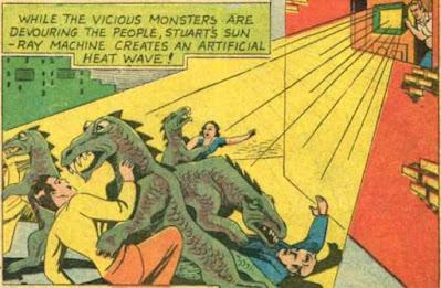 Los mundos prehistóricos de Curt Davis