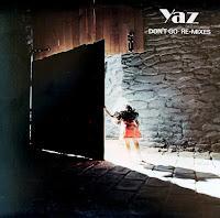 YAZOO - DON´T GO RE-MIXES