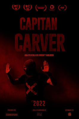 """Estreno de """"Capitan Carver"""", de Evgeny Yablokov, en la XXII Semana de Cine Fantástico de la Costa del Sol"""