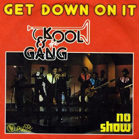 "Kool & the Gang. ""Get Down On It"""