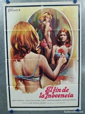 FIN DE LA INOCENCIA, EL (España, 1977) Erótico