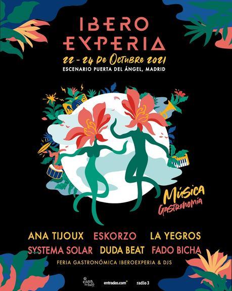 Nace Iberoexperia: nuevo festival en Madrid