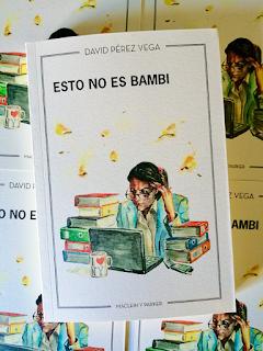 ESTO NO ES BAMBI EN LA FERIA DEL LIBRO DE MADRID