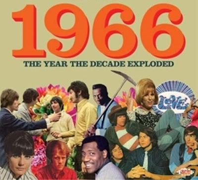 Programa Número 273 de Dj Savoy Truffle en Música Sideral. Especial 1966 (Part. 1).