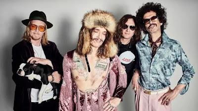 The Darkness - Nobody can see me cry (2021)
