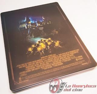 Harry Potter y la piedra filosofal, Edición especial Steelbook aniversario