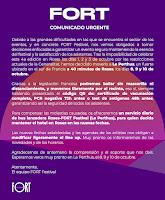 Reubicación Fort Festival 2021