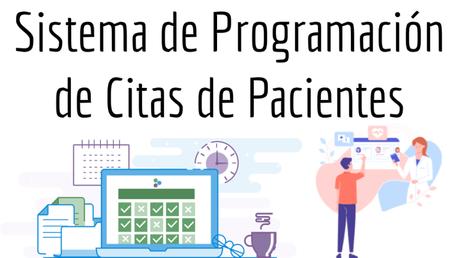 Sistema de Programación de Citas de Pacientes
