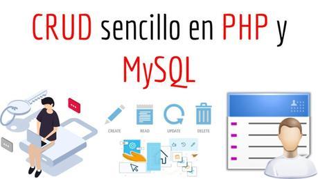 CRUD sencillo en PHP y MySQL
