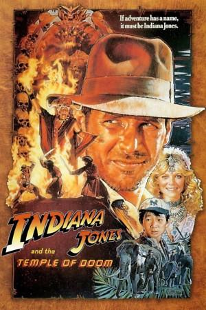 INDIANA JONES Y EL TEMPLO MALDITO - Steven Spielberg