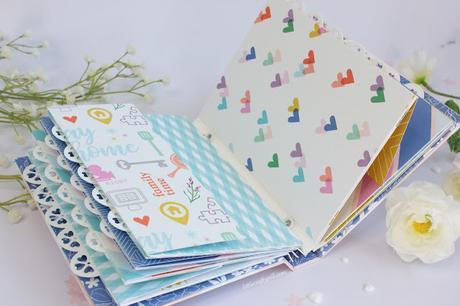 Envelopes Mini Album / Mini Álbum de Sobres (2021)