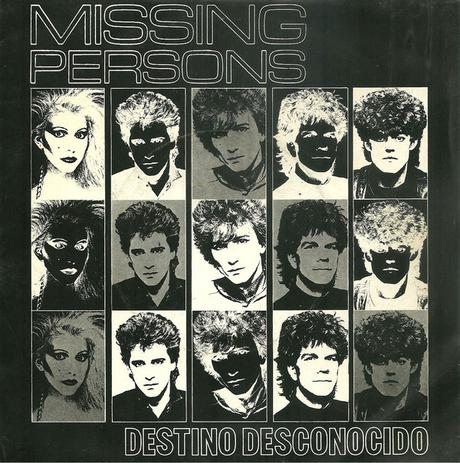 Missing persons -Destination Unknown 7