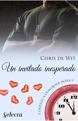 Reseña   Un invitado inesperado, Chris de Wit