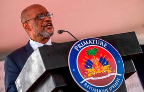 Primer ministro haitiano quitó al fiscal que lo investigaba por muerte presidente.