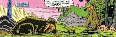 Supersaurios (II): El Homo saurio