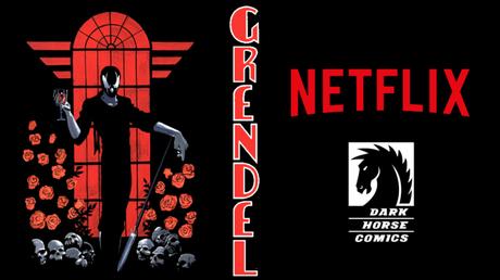 Netflix encarga 'Grendel', serie que adapta el cómic de Dark Horse.