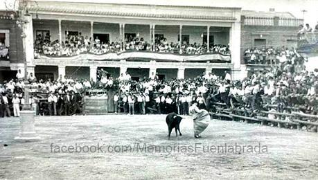 Festejos taurinos en Fuenlabrada: de los orígenes hasta inicios del XX