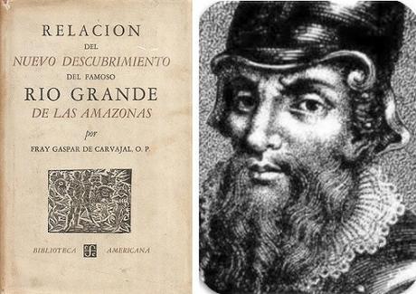 DESCUBRIMIENTO DEL AMAZONAS POR FRANCISCO DE ORELLANA