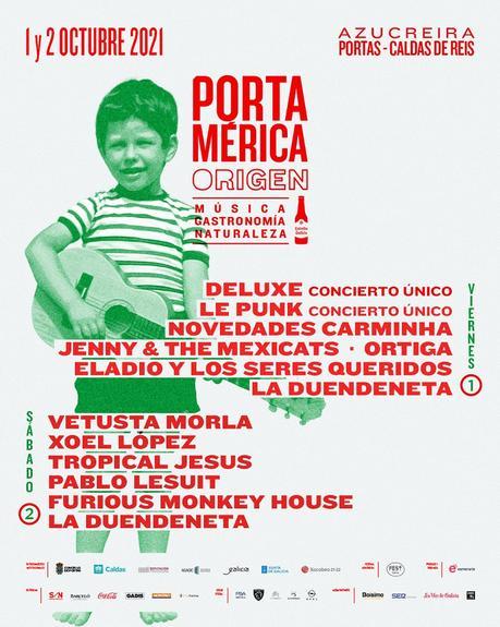 PortAmérica Origen reúne a Deluxe y Le Punk (y tiene mucho más)