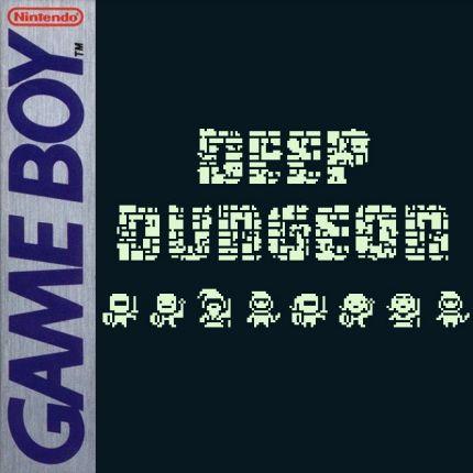 [Homebrew] Deep Dungeon (Game Boy)
