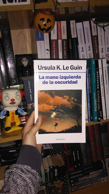 Reseña: La mano izquierda de la oscuridad de Ursula K Leguin