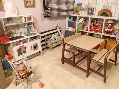 Como cambia una casa cuando tienes niños
