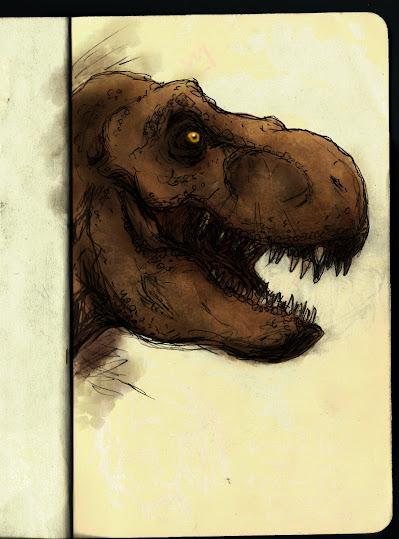 Los peculiares dinosaurios de Domonkos Erhardt