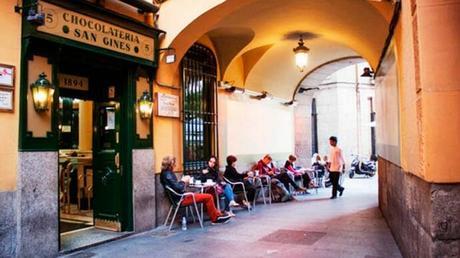 Dónde comer el mejor chocolate con churros de Madrid