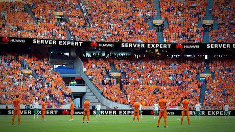 Países Bajos permitirá el 100% del aforo en los estadios