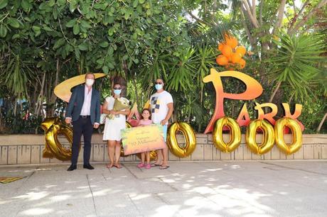 Siam Park alcanza los 10 millones de visitantes desde su apertura en 2008