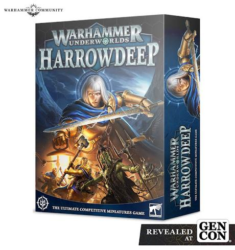 Warhammer Community: Resumen y previas de la Gen Con día 1