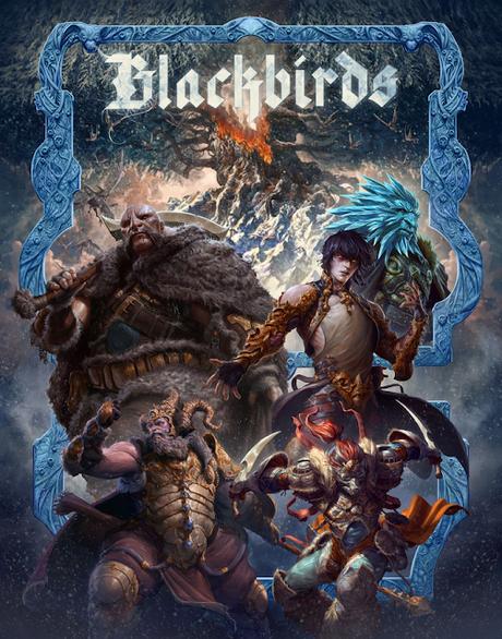 Blackbirds RPG en Kickstarter: Nuevo éxito