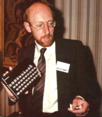 Minuto de silencio: Clive Sinclair