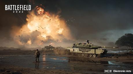 Battlefield 2042 tiene nueva fecha de lanzamiento, ahora será el 19 de noviembre de 2021