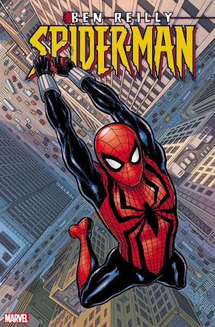 MARVEL ANUNCIA LA SERIE BEN REILLY: SPIDER-MAN