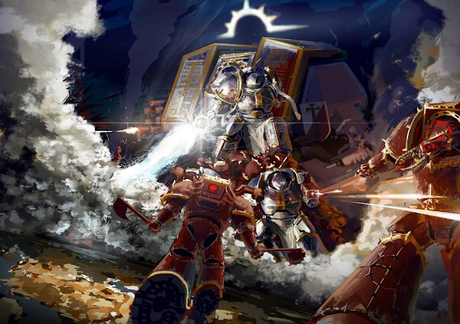 Nuevas FAQs y erratas de W40K: Codex Caballeros Grises, Mil Hijos y Hexfire
