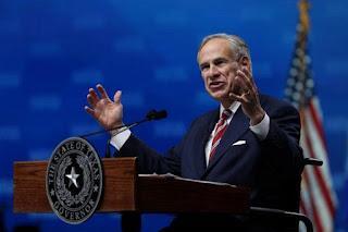 Gobernador de Texas Greg Abbott firma la prohibición de exigir pasaporte Covid en todo el estado