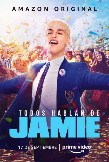 Todos hablan de Jamie, una adición positiva y feel-good al cine queer