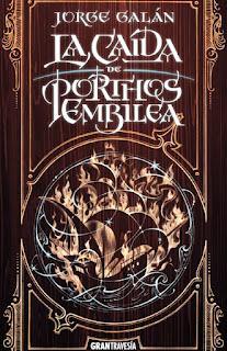 OPINIÓN DE LA CAÍDA DE PORTHOS EMBILEA DE JORGE GALÁN