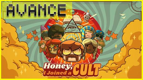 AVANCE: Honey, I Joined a Cult