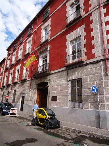 Visitando uno de los últimos Viajes del Agua de Madrid