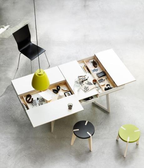muebles del futuro: ideas de muebles para ahorrar espacio