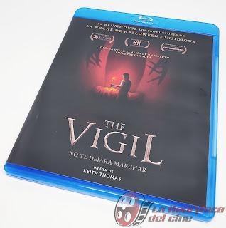 The Vigil, Análisis de la edición Bluray