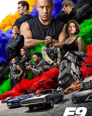 Fast & Furious 9. Nos vamos al Cine y en cartelera tenemos la película