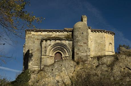 En Ruta por el Románico de la Montaña Palentina(I): De Aguilar de Campoo a Barrio de Santa Maria