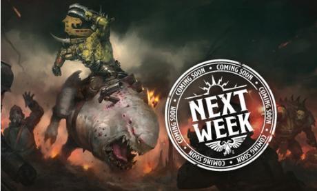 Pre-pedidos de la semana que viene en GW, anunciados